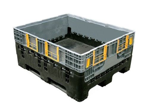 LogisticX Low Wall Collapsible with Lid 410L