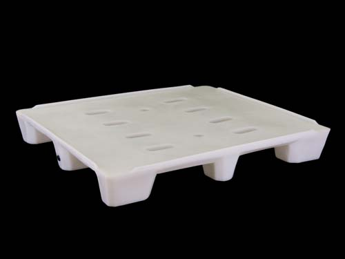 4-WAY 12-10 HYGIENE PALLET W/RIM-NAT (7816)