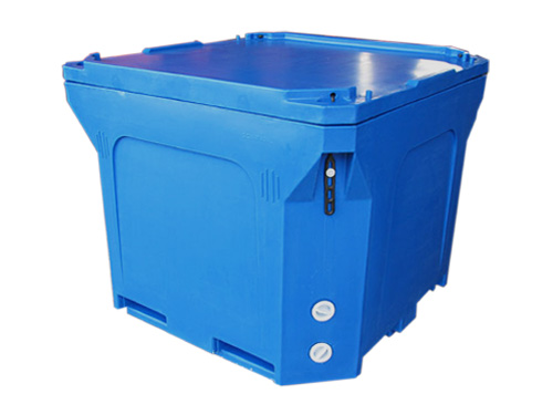 800LT M SERIES INSULATED TUB BLUE (6942)