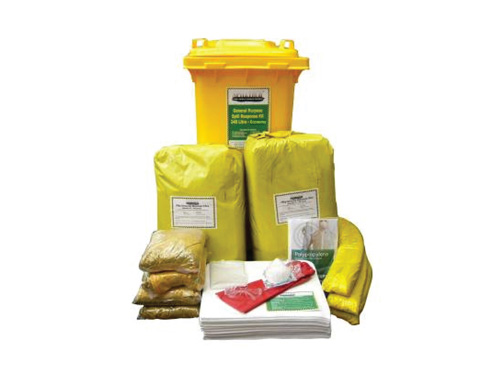 SPILL RESPONSE KIT (ECO) 240L (8200)