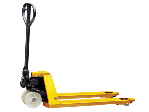 Pallet Truck 2-Way Nylon Wheels 2500kg