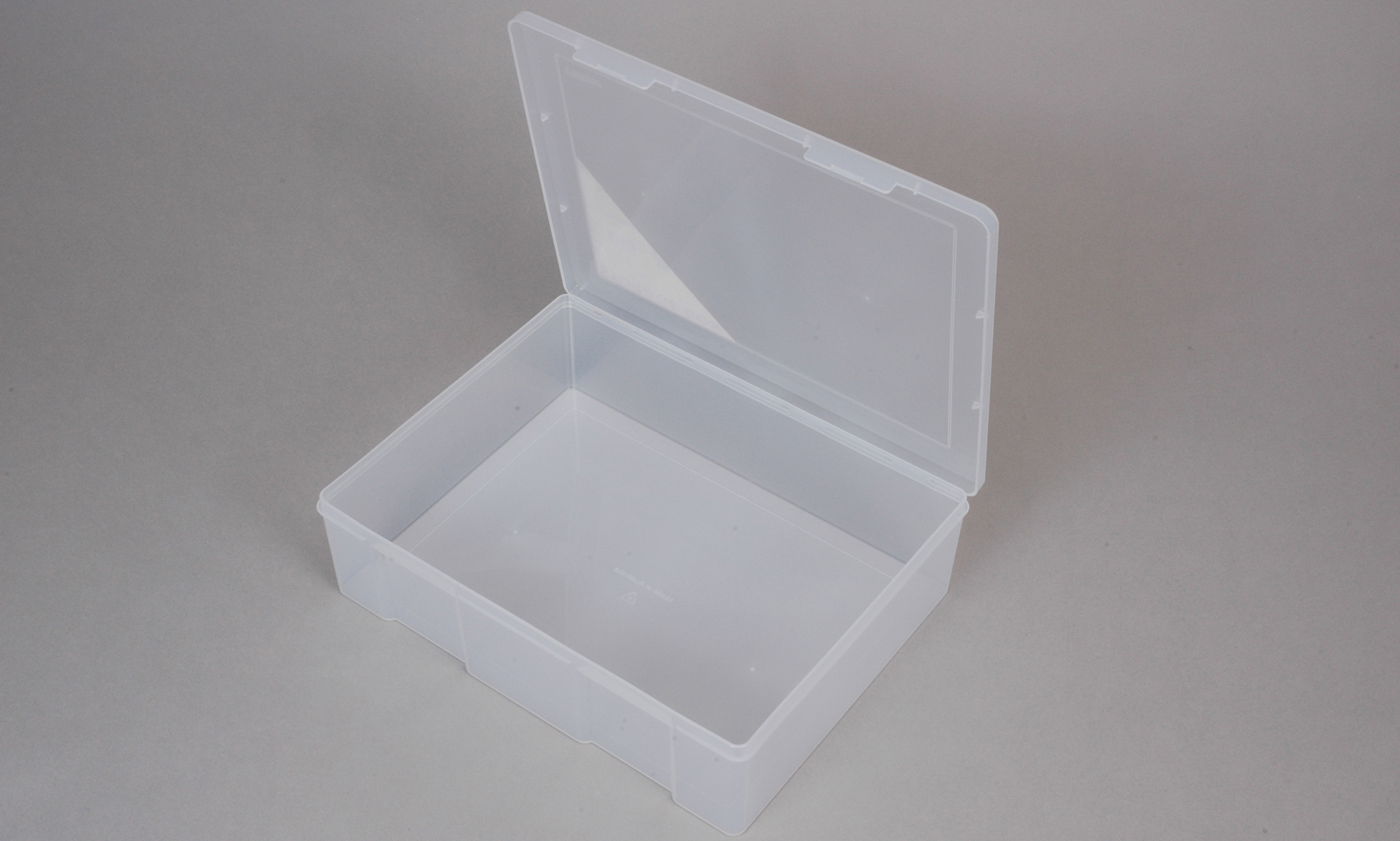 1 Compartment - Extra Large Extra Deep Storage Box