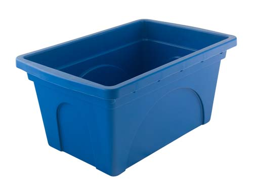 FISH BIN 70L SMOKE BLUE (1696)