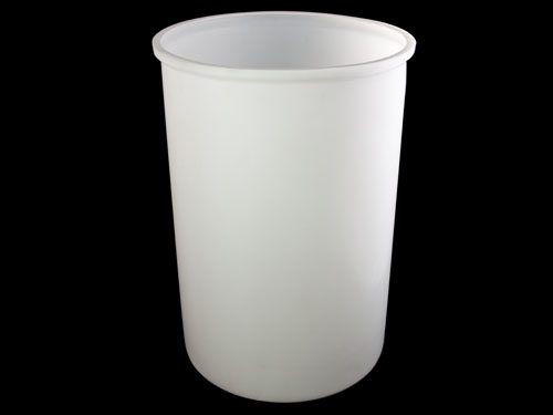 D250 CONTAINER WITH LID 255L NATURAL (3760PL)