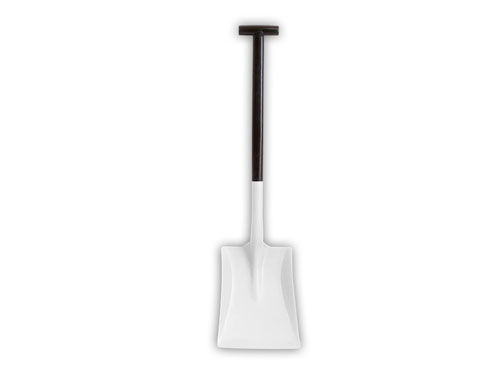 H03 T-HANDLE SHOVEL WHITE (7856)