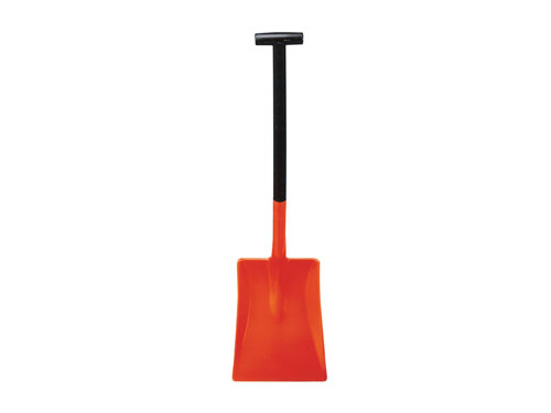 SB03 T-HANDLE SHOVEL RED (7861)