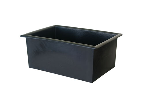 FEED BOX REG 80L BLACK (2460RG)