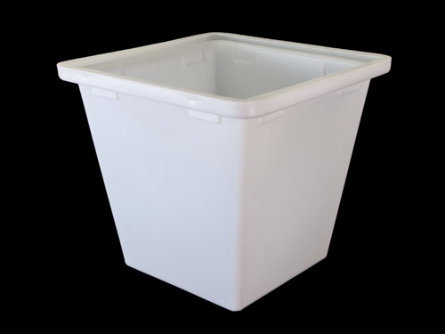 WOOL BIN LARGE 180L NATURAL (2520PL)