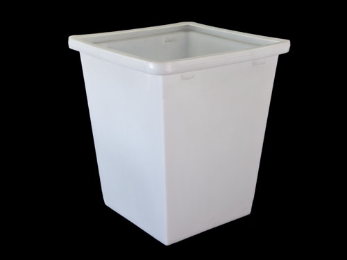 WOOL BIN SMALL 145L NATURAL (2522PL)