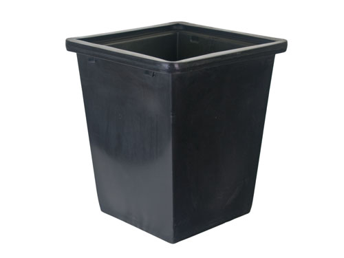 WOOL BIN SMALL REGRIND 145L BLACK (2522RG)