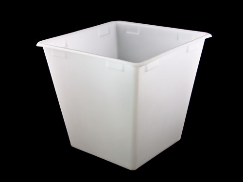 XIN Wool Bin Large (Trimmed) without Lid 180L