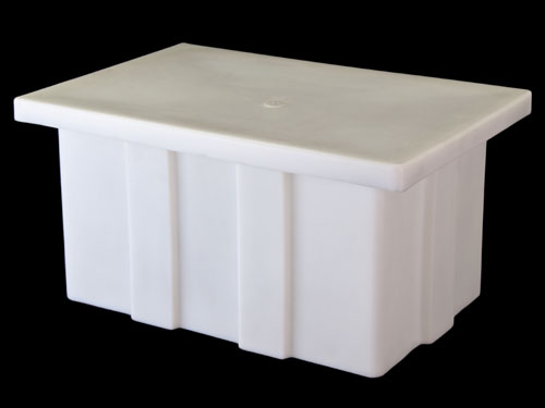M81 Transit Tub 238L with Lid