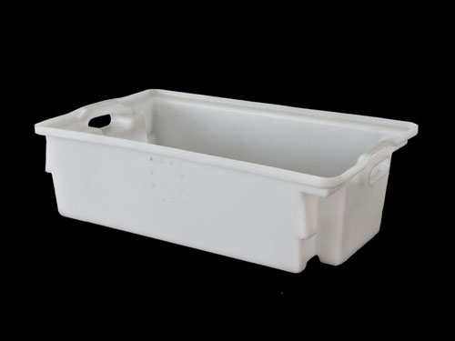 R45 FISH BOX 45L NATURAL (1267PL)