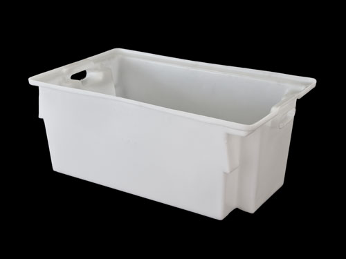 R60 FISH BOX 60L NATURAL (1270PL)