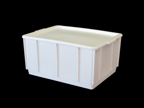 Medium Tote (BX No 2) Crate 22L with 1618 Lid
