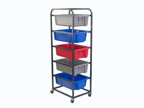 5 TIER TROLLEY FOR STACKA NESTAS (2878)