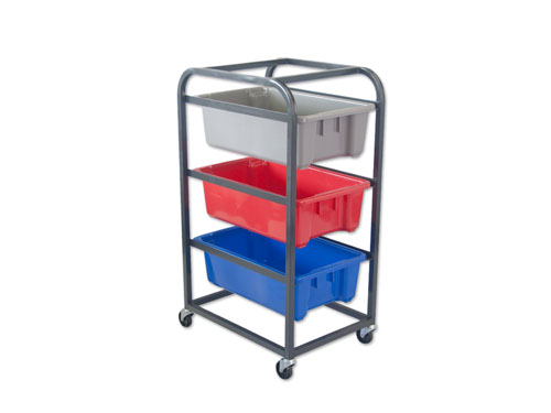 3 TIER TROLLEY FOR STACKA NESTAS (2880)