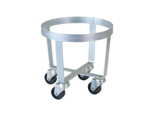 ROUND TROLLEY (STANDARD) 380MM DIA (2892)