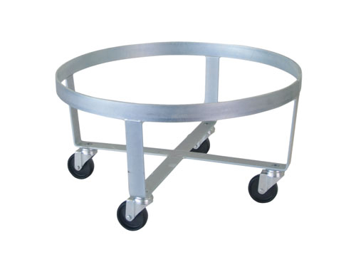 ROUND TROLLEY (STANDARD) 600MM DIA (2900)