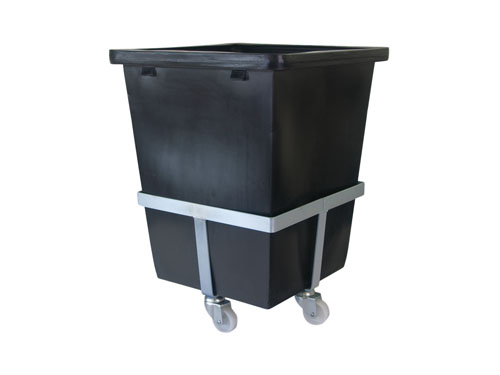 TROLLEY (HEAVY DUTY) FOR WOOL BIN SMALL (2907)
