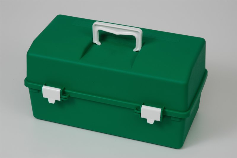 2 TRAY FIRST AID BOX (400MM) (2355)