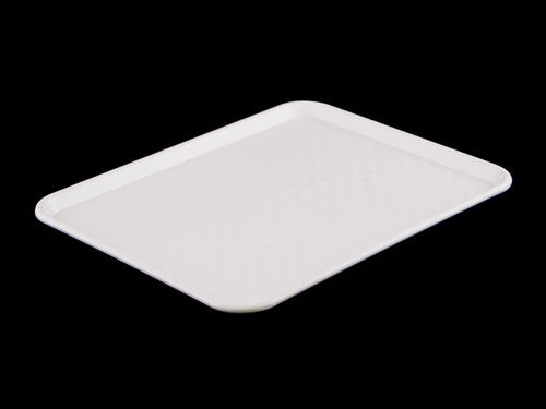 SERVING TRAY HIPS WHITE (1814HI)