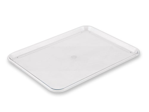 SERVING TRAY POLYCARB CLEAR (1814PC)