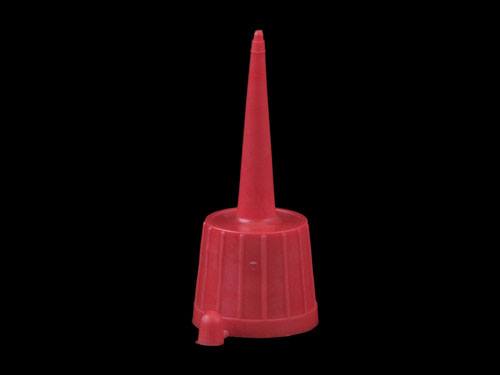 SPOUT,SLINE;22MM,RED,S/C, (5140)