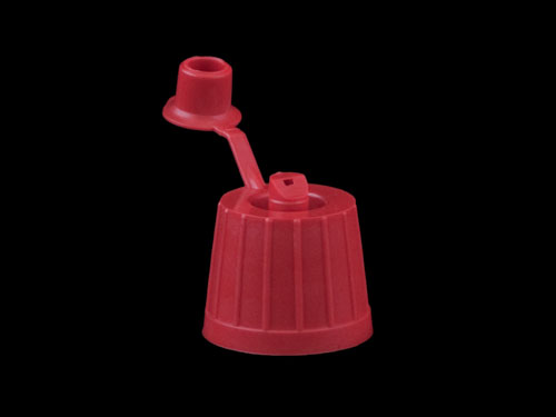 CAP,SSPRAY;22MM,RED,SLINE,NOTUBE (5142)