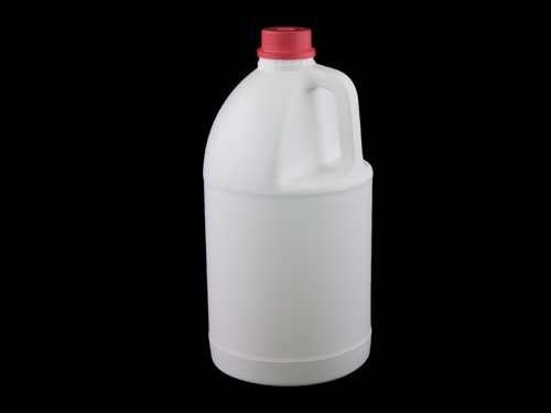 BM FLAGON 45MM W/CAP 5L WHT/RE (5837)