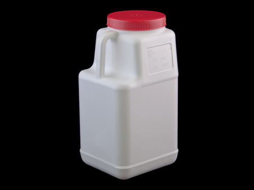 Square DG BM Flagon (100mm) w/ Sealing Cone Lid 5L