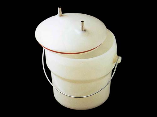 SUPER HERD TEST BUCKET 23L NATURAL (6920)