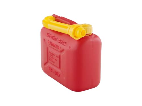 PETROL CAN 5L RED (6049)
