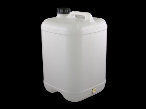 Jerrycan 58mm Non-DG w/ Cap & Drilled Bung 25L