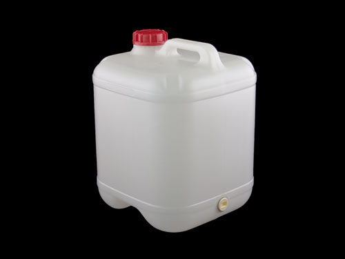 Jerrycan 58mm DG w/ Cap & Bung 20L - Natural