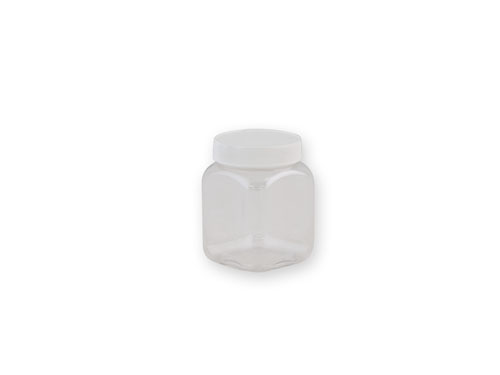 JAR 190ML CLR SQ CTN AOKI (6275)
