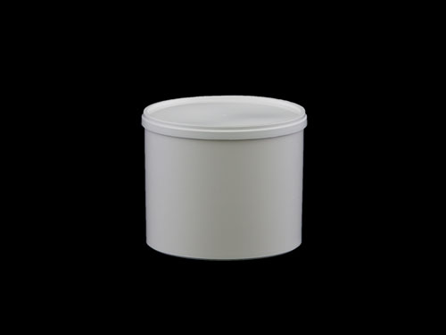 Polypot 500ml with White 6511 Lid