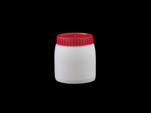 JAR;PE,300ML,WHT (6215)