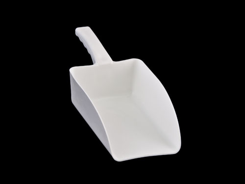 HAND SCOOP 750G WHITE (7485)