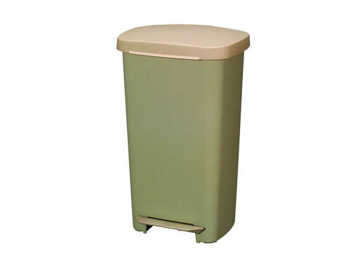 LOGISTICX STEP N LIFT BIN W/LID 50L (0314)
